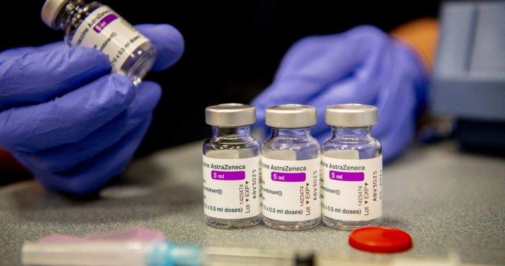 AstraZeneca defiende la vacuna COVID-19, dice que 'no hay evidencia' de un mayor riesgo de coágulos de sangre