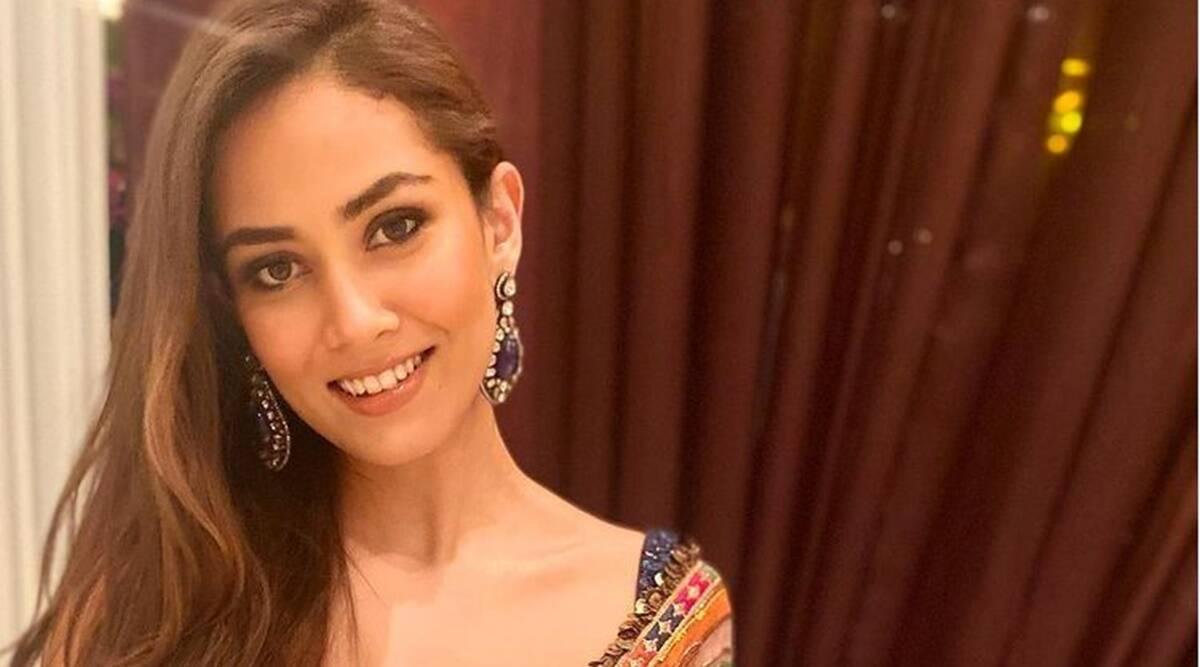 El último atuendo de Mira Kapoor nos recuerda el look de Alia Bhatt de hace dos años