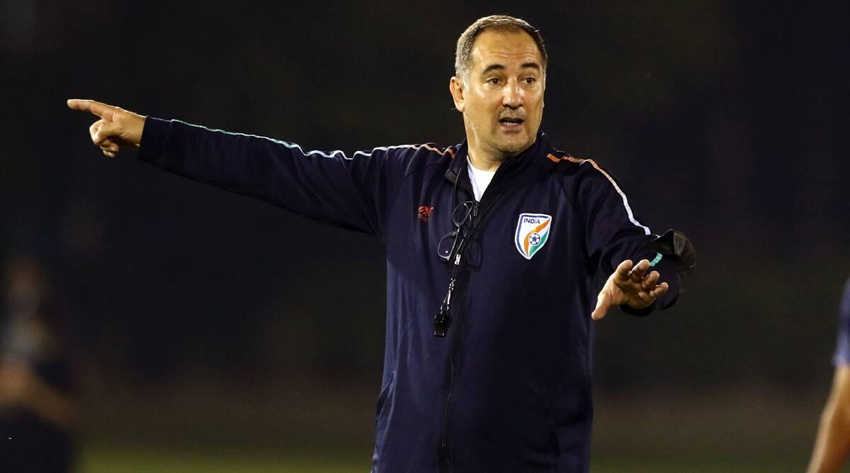Igor Stimac listo para volver a experimentar con su equipo cuando India se enfrente a los Emiratos Árabes Unidos