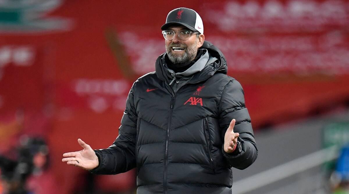 Jurgen Klopp pone la mira en los cuatro primeros después de que el Liverpool rompiera una racha perdedora de cuatro partidos