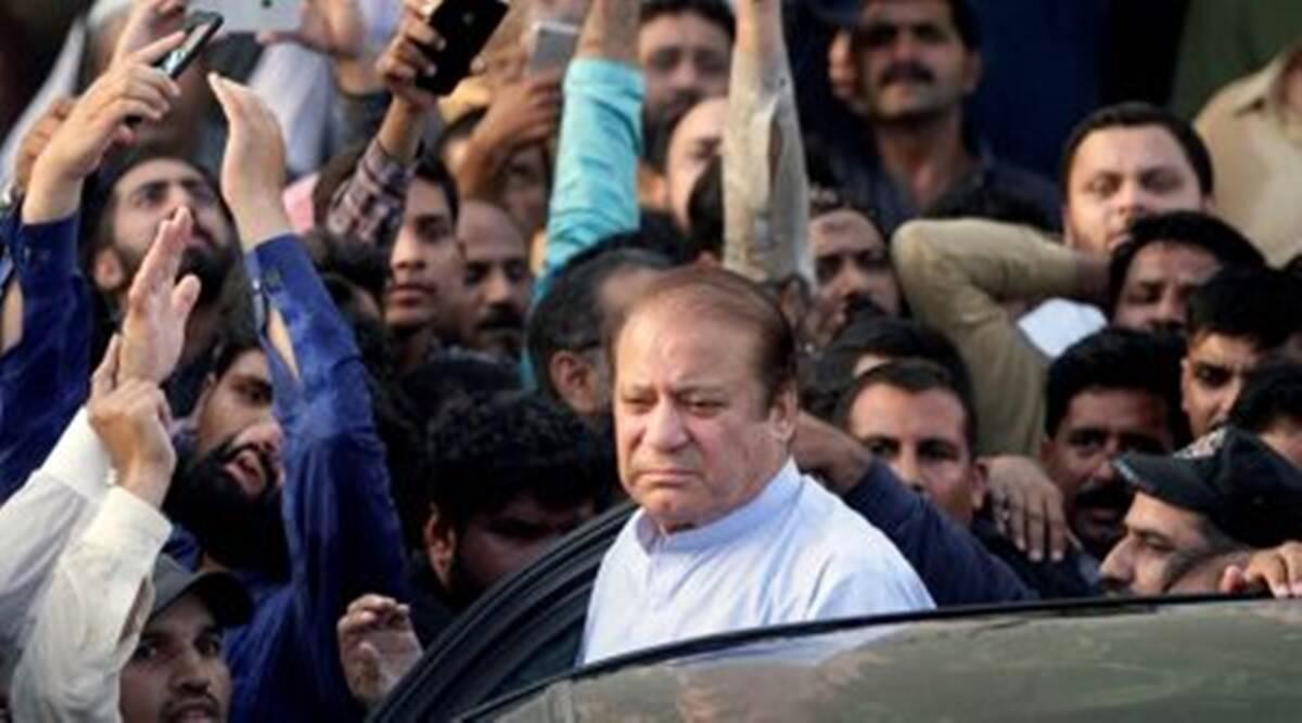 PM Imran Khan, los generales militares serán responsables si algo le sucede a Maryam: Nawaz Sharif