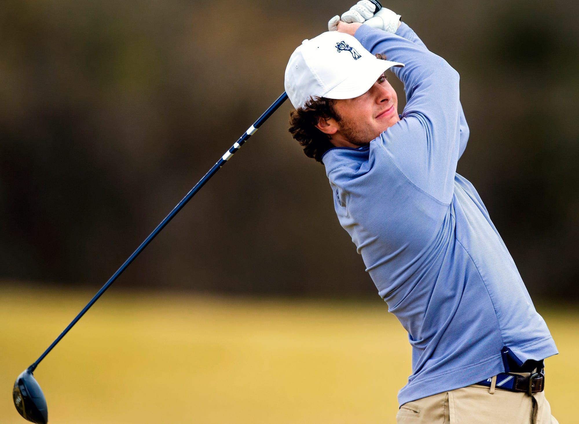 'Adicto a eso': Por qué Jordan Wilson es el siguiente en este canal de golf masculino del estado de Oklahoma