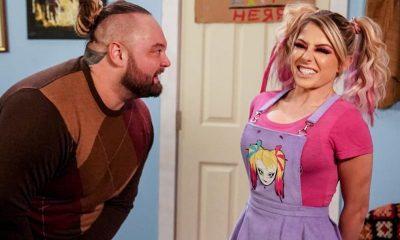 Alexa Bliss dice que trabajar con Bray Wyatt le dio la libertad más creativa en WWE