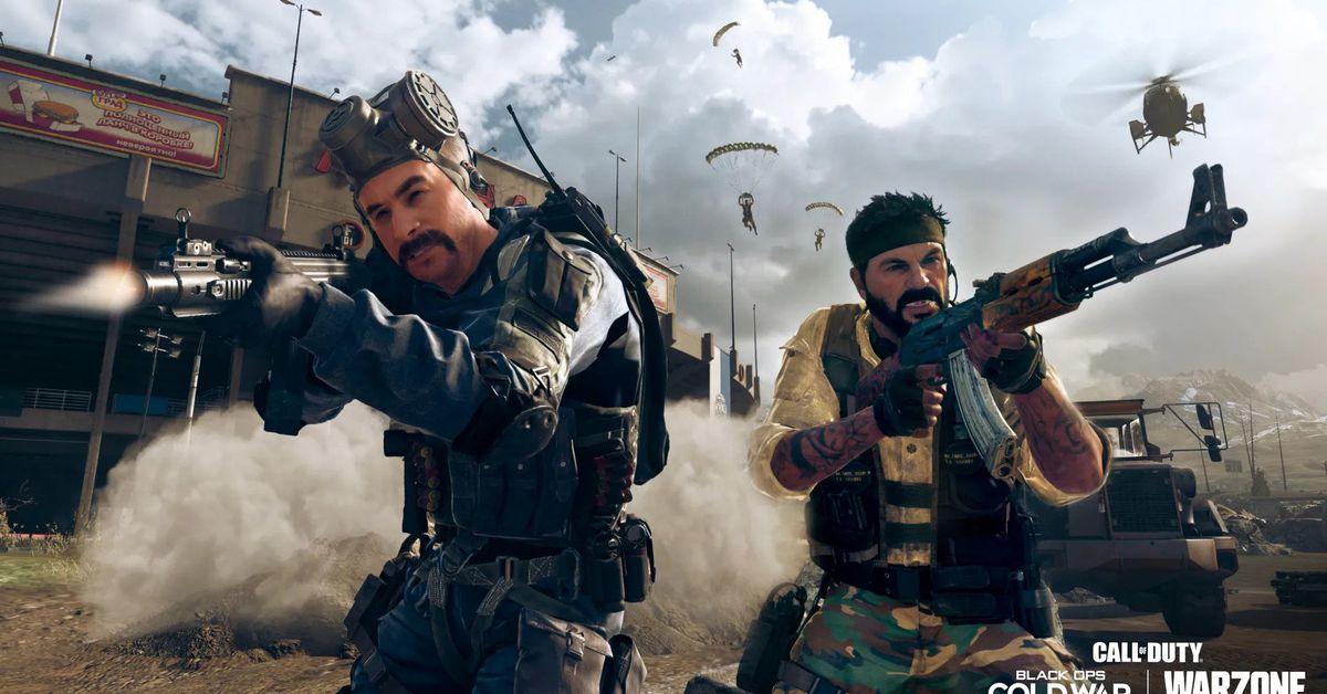 Call of Duty: Warzone saca un Fortnite con el lanzamiento de su nuevo mapa