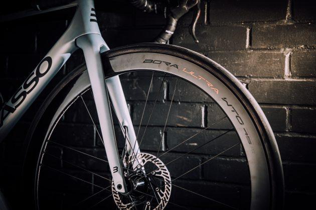 Campagnolo va al freno de disco solo con el nuevo juego de ruedas Bora Ultra WTO