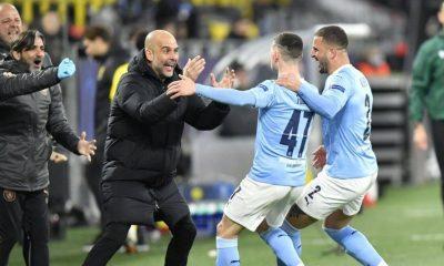 Man city vs Dortmund, Champions League