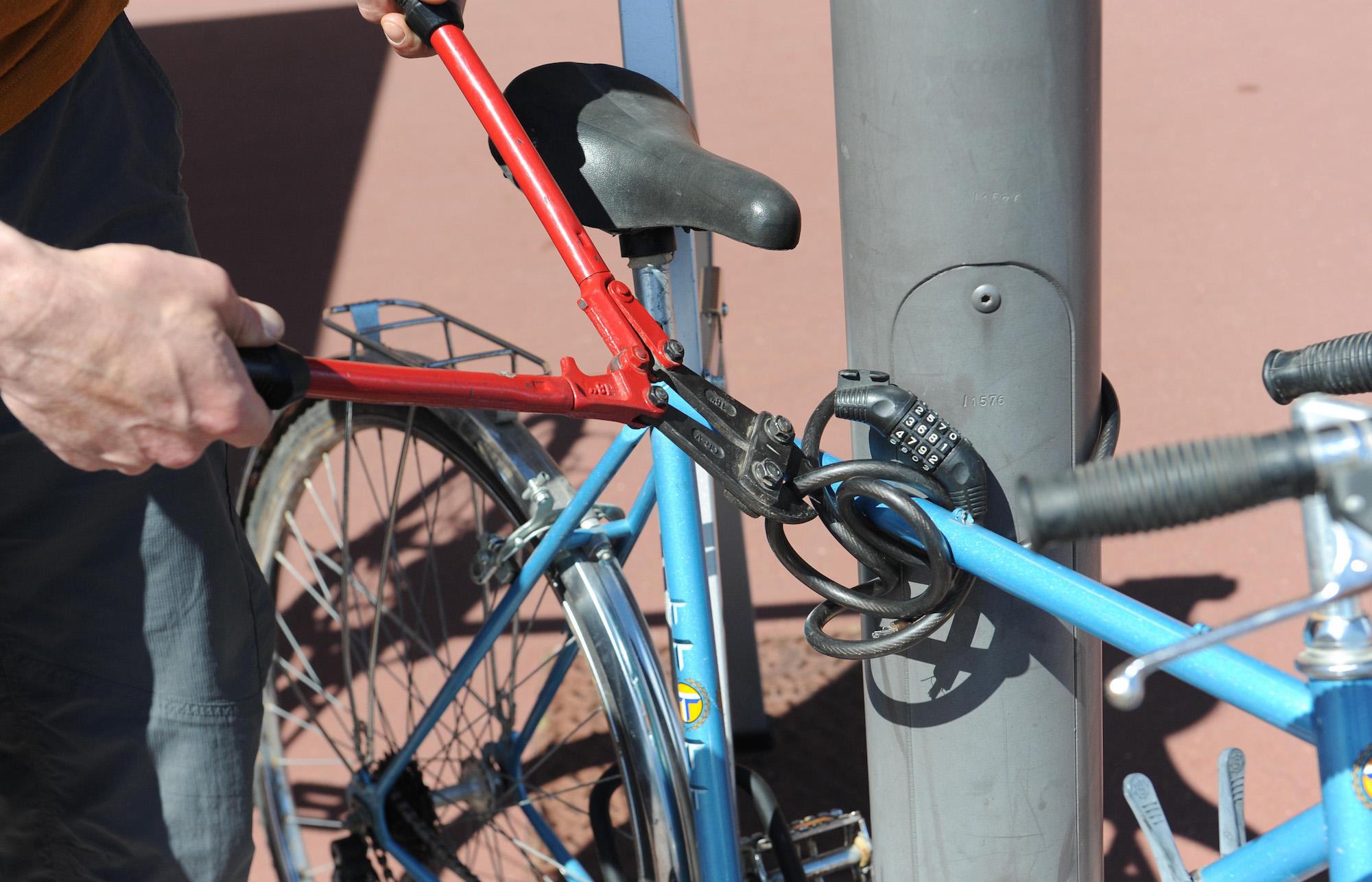 Ciclista localizó al ladrón de bicicletas y compró su cuadro por £ 40