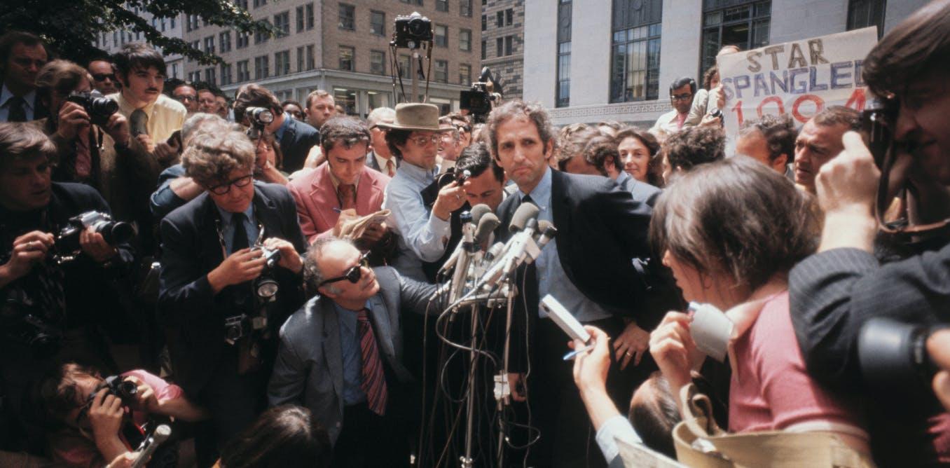 Cómo la obsesión de Richard Nixon con Daniel Ellsberg y los Papeles del Pentágono sembró las semillas de la caída del presidente