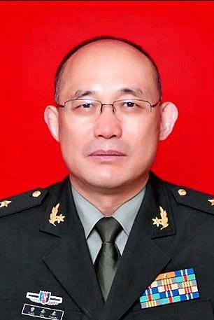 Coronel Cao Wuchun, asesor de WIV