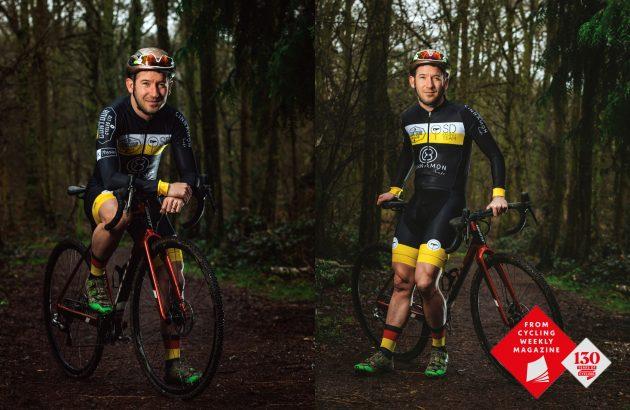 'Después de 20 años como corredor de nivel nacional, lo dejé por el ciclismo'