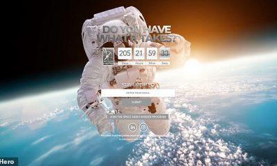 El número de concursantes aún no se ha revelado, pero aquellos que estén preparados para el desafío se someterán a un entrenamiento riguroso y pruebas extenuantes que los impulsarán mental, física y emocionalmente.  Sin embargo, el sitio web de Space Hero solo muestra un reloj de cuenta regresiva y ninguna otra información sobre el programa.