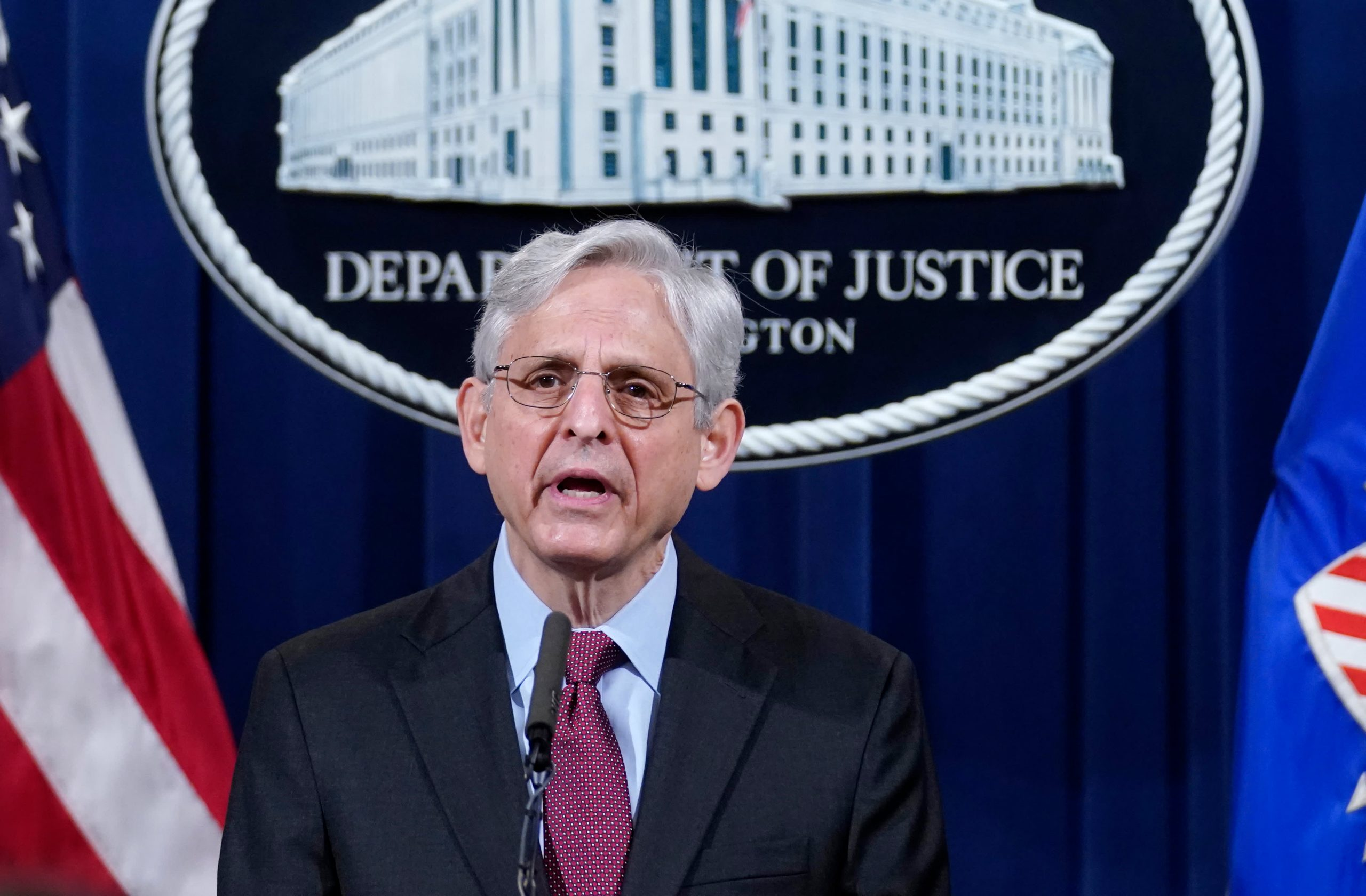 El fiscal general Merrick Garland anuncia la investigación del Departamento de Policía de Minneapolis después de la condena de Chauvin