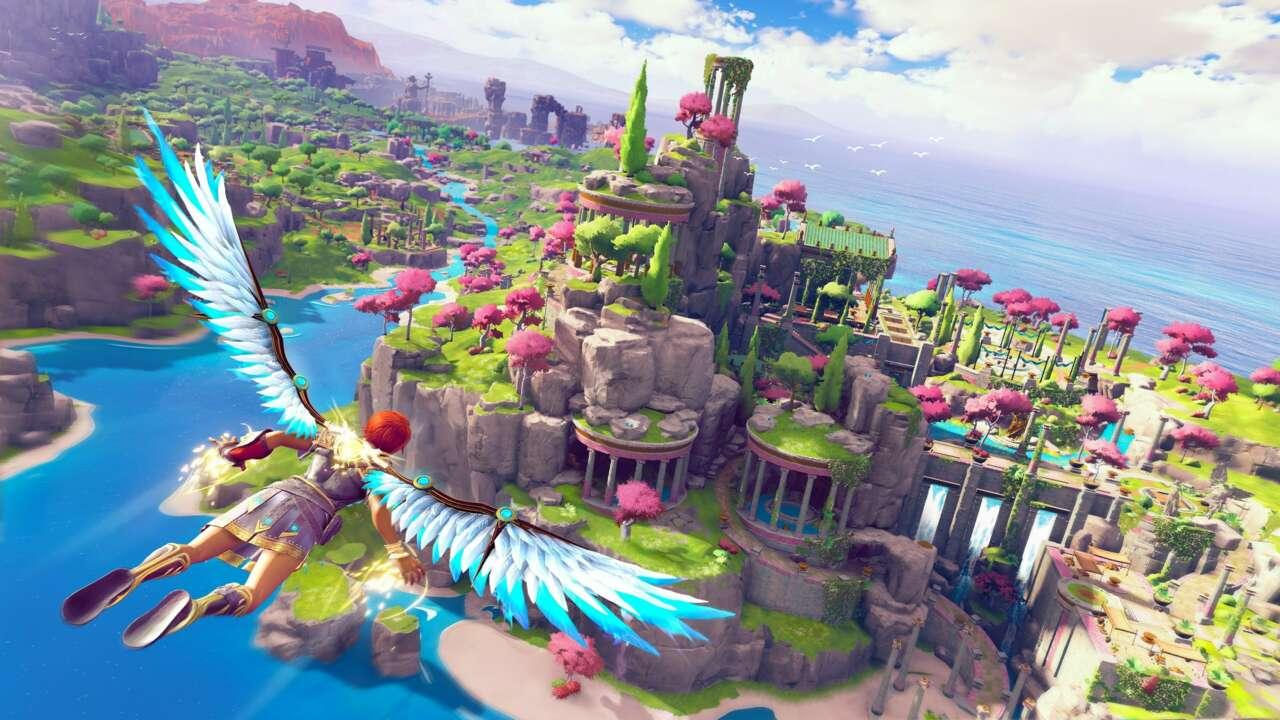Immortals Fenyx Rising cuesta solo $ 30 en GameStop Today