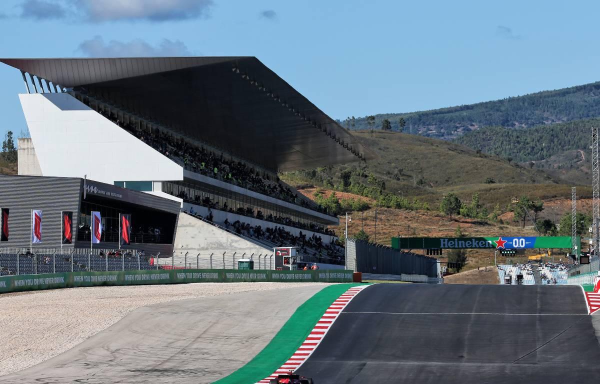 Informe: No hay aficionados en el Gran Premio de Portugal