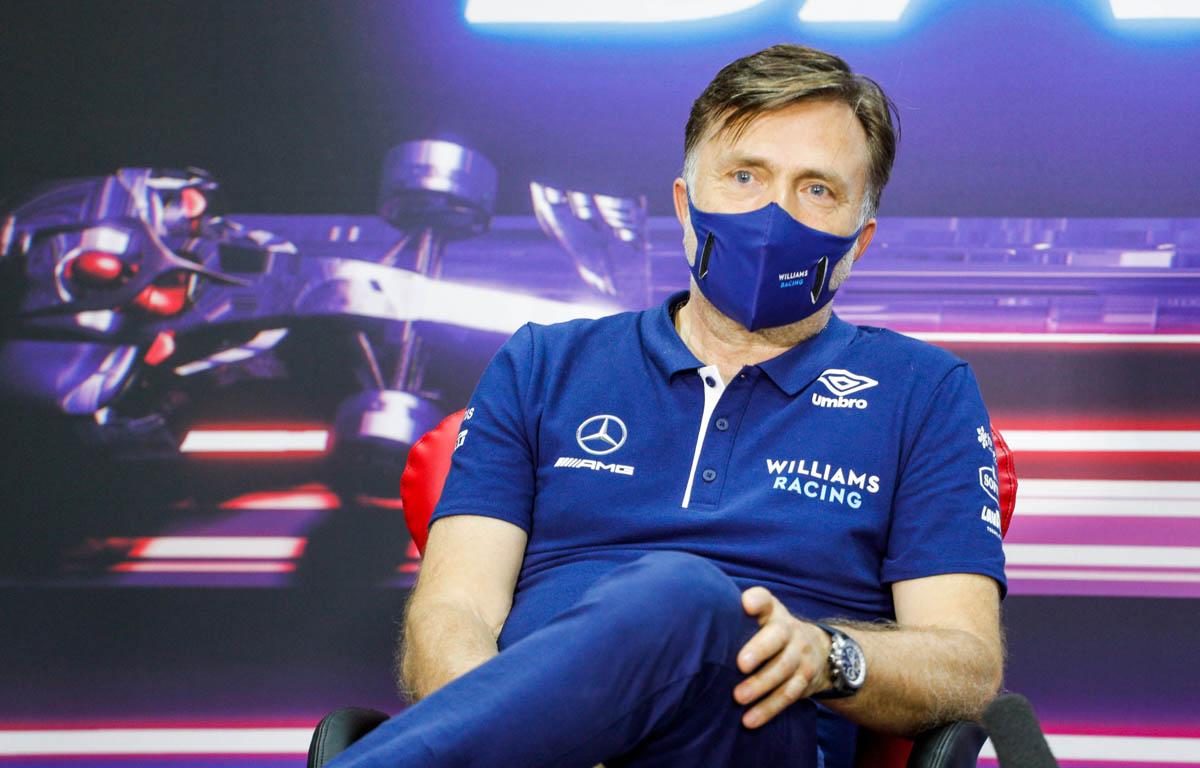 Jost Capito dice que Williams 'estará a cargo de nuestro propio destino'