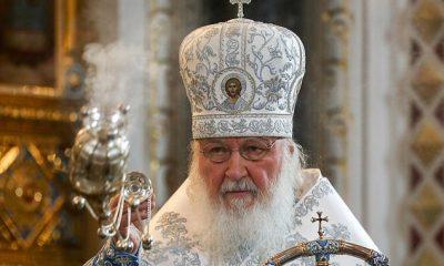 El patriarca Kirill (en la foto), el líder de la Iglesia Ortodoxa Rusa, dijo que solo los sacerdotes 'espiritualmente fuertes' deberían llevar a cabo exorcismos.