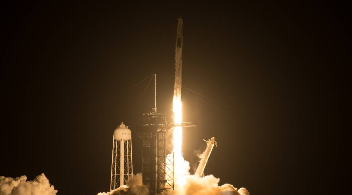 NASA SpaceX Crew-2 mission, SpaceX Crew-2 mission