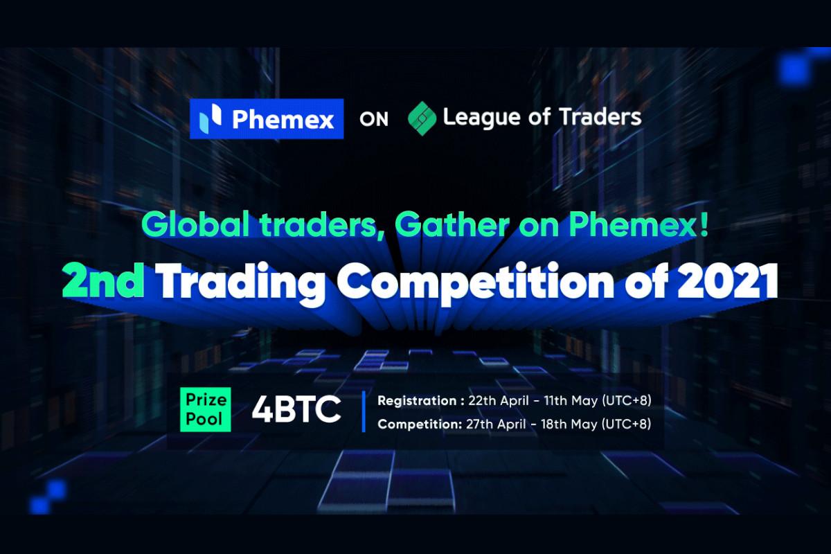 La segunda edición de League of Traders está aquí: 4 BTC en línea