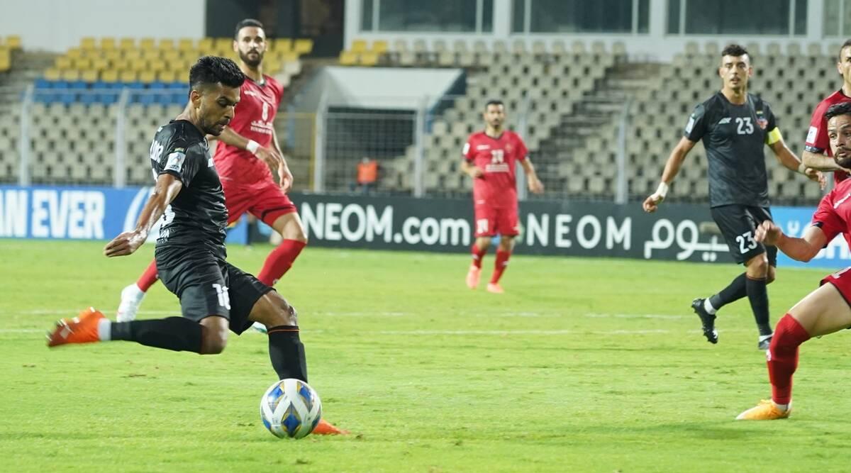 Liga de Campeones de la AFC: el FC Goa se prepara para jugar con el Persepolis FC
