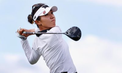 Lydia Ko hace birdies en el último hoyo para llegar a 21 bajo en LPGA LOTTE;  lleva a Nelly Korda por uno