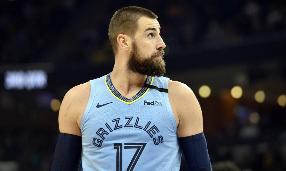 NBA Daily: Jonas Valanciunas encabezando el crecimiento de los Grizzlies