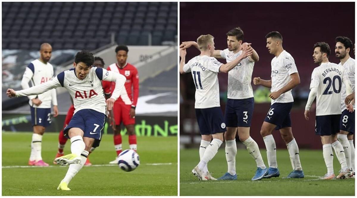 Ver: Después del descenso de la Superliga, el Manchester City y los Spurs ganan en la Premier League