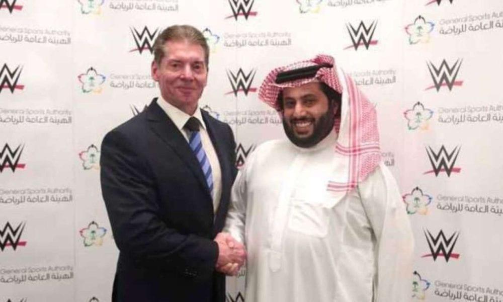 WWE espera regresar a Arabia Saudita este año |  Noticias de lucha libre