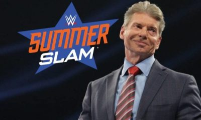 WWE planea tener fanáticos en vivo en el SummerSlam de este año |  Noticias de lucha libre