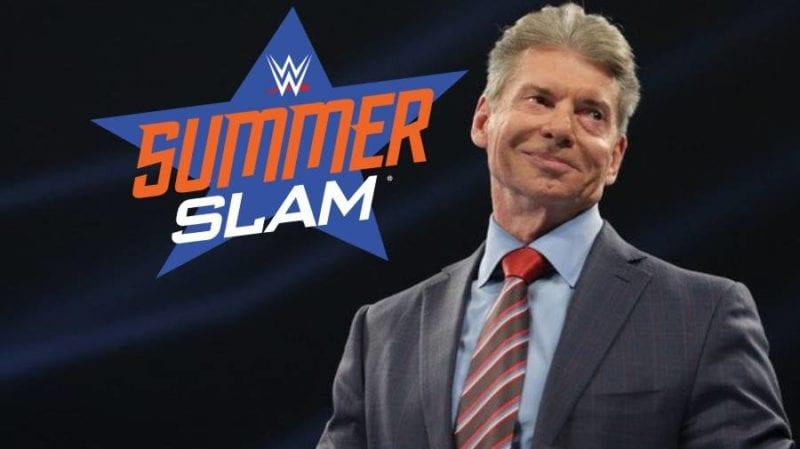 WWE planea tener fanáticos en vivo en el SummerSlam de este año    Noticias de lucha libre