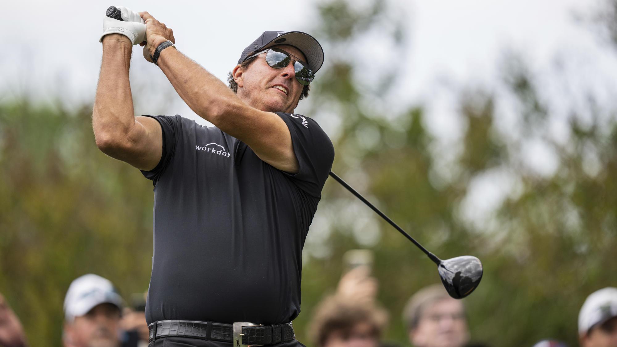 Apuestas de golf: ¿Te sientes afortunado?  Aún puede obtener grandes probabilidades de que Phil Mickelson gane el US Open
