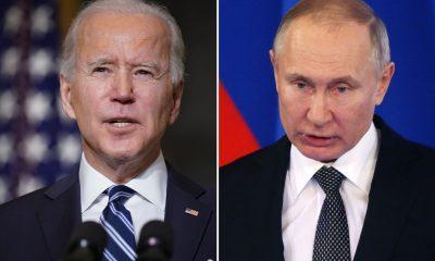 Biden se reunirá con el líder ruso Putin el 16 de junio en Ginebra, dice la Casa Blanca