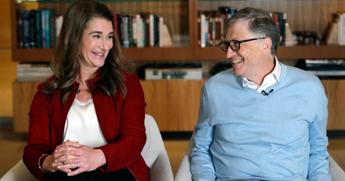 Bill y Melinda Gates anuncian divorcio