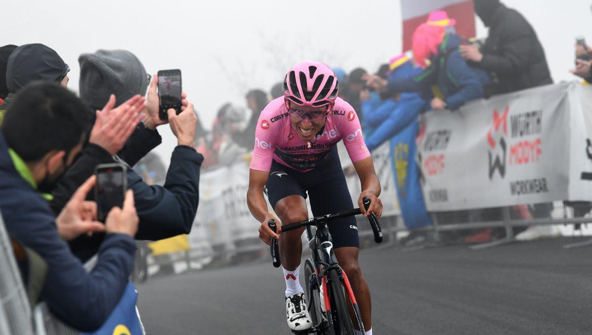 Cinco puntos de conversación de la etapa 14 del Giro de Italia 2021