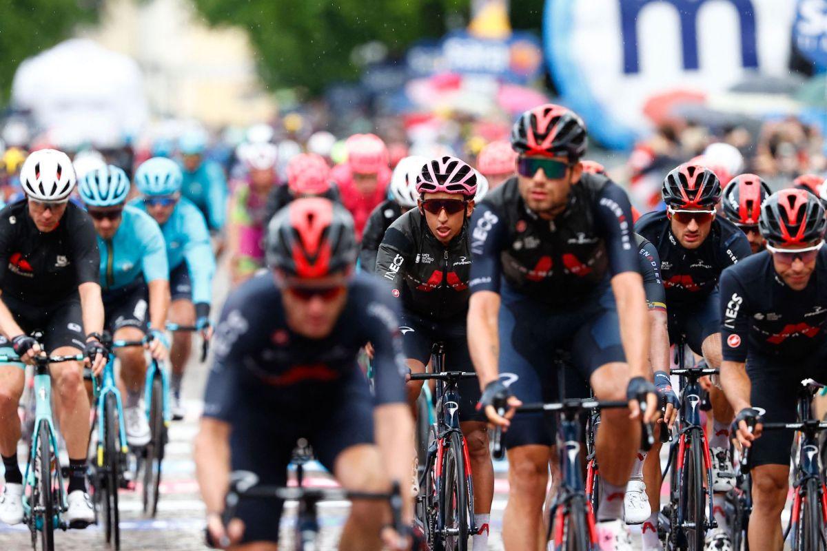 Cinco puntos de conversación de la etapa 15 del Giro de Italia 2021