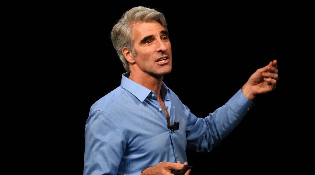 Apple Software chief, Craig Federighi, Apple vs Epic Games