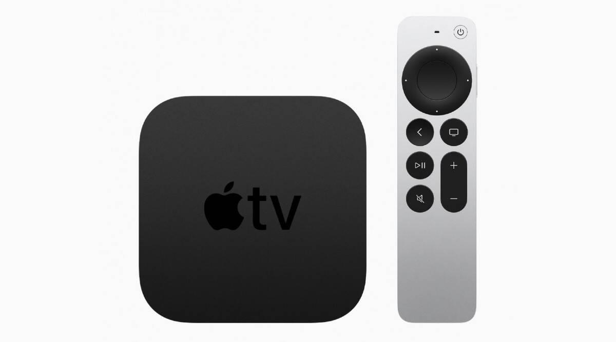 Apple,, Apple TV, Apple TV Siri remote, Apple TV set-box, Apple TV price in India, Apple TV 4K Siri remote, Apple TV siri remote