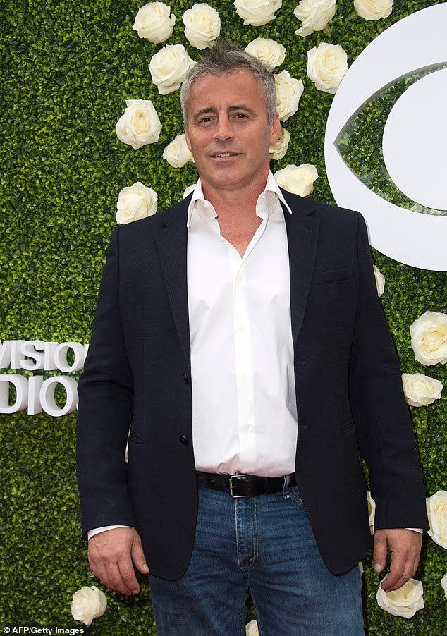 Separados: el padre de la estrella de Friends, Matt Le Blanc, Paul, afirma que no ha hablado con su hijo en nueve años después de una disputa por dinero y una motocicleta, que los llevó a su distanciamiento;  visto en 2017