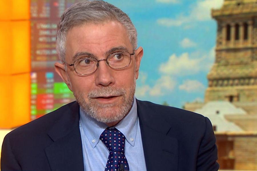 El premio Nobel Krugman da otro giro en Bitcoin y Bitcoin regresa