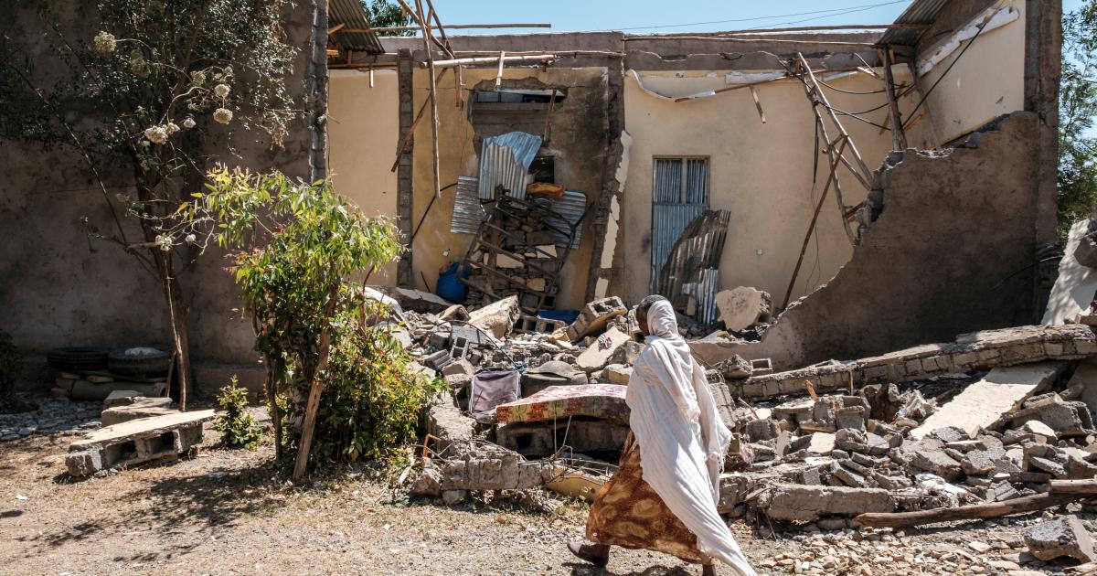 Estados Unidos impone restricciones a Etiopía y Eritrea por la crisis de Tigray