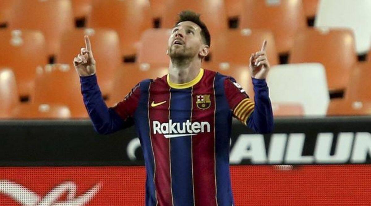 Spanish La Liga , Valencia and Barcelona