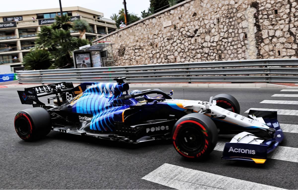 La Q2 fue la 'máxima' para George Russell en Mónaco