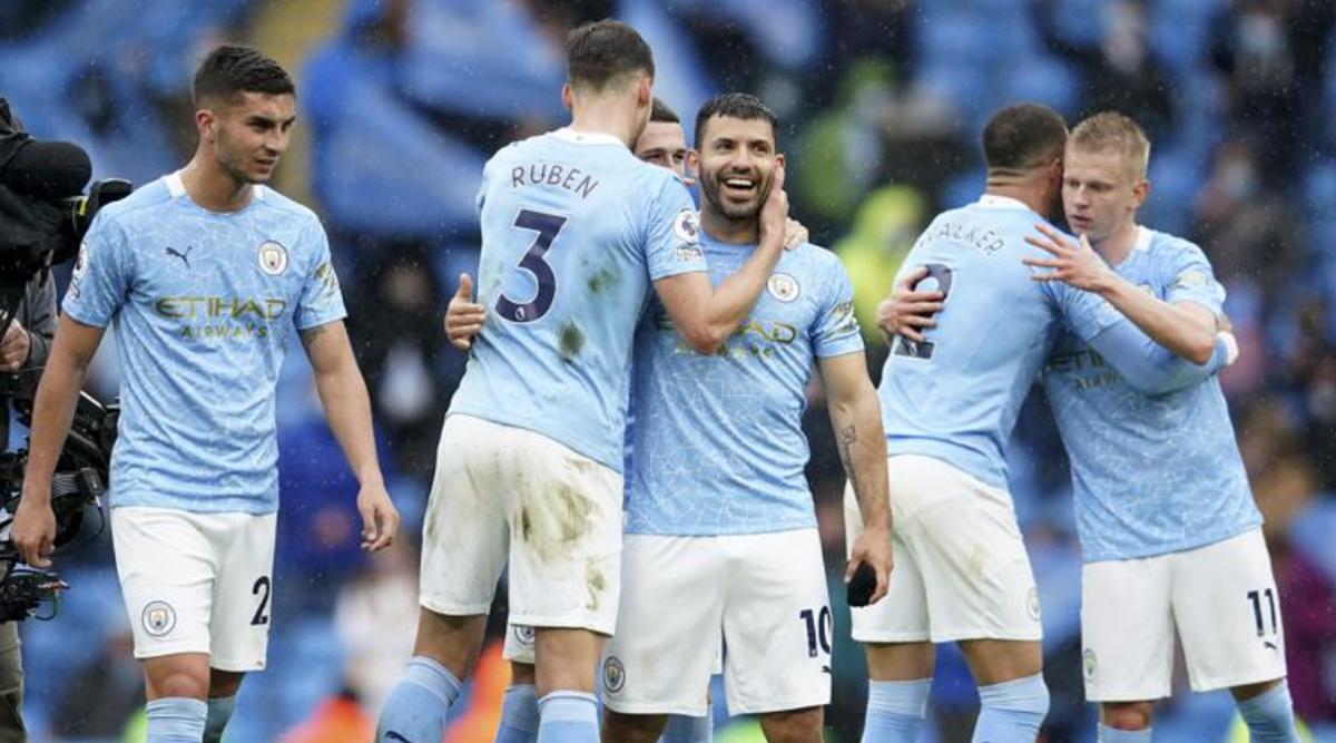 Liverpool y Chelsea se clasifican para la Champions League, Agüero marca dos goles en la despedida del City