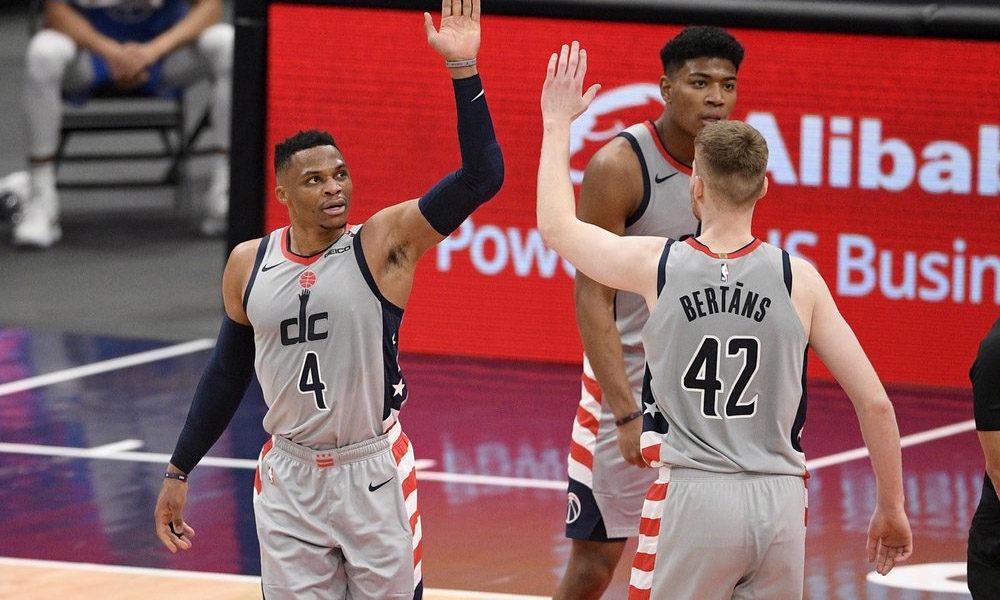 NBA Daily: La profundidad impulsa el cambio de rumbo de Washington
