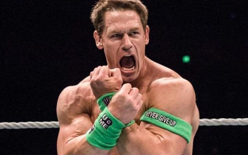 Qué tan pronto John Cena puede regresar a la WWE