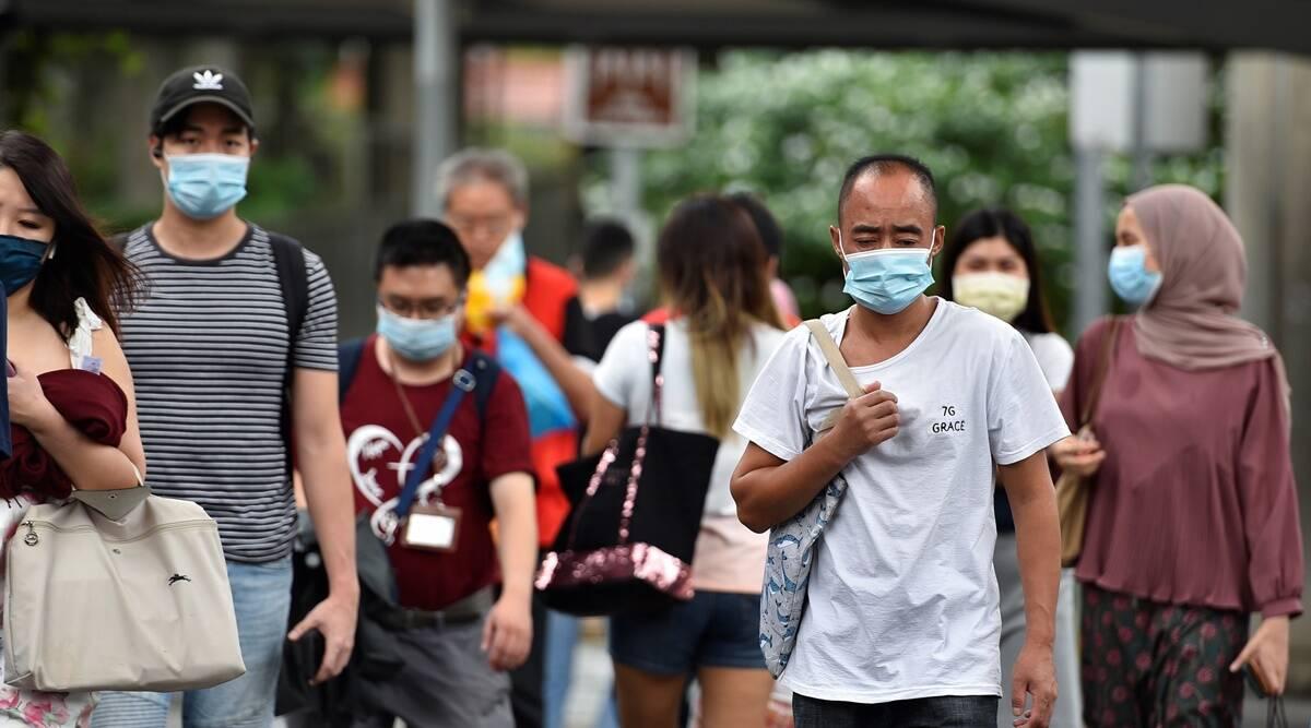 Singapur aprueba la prueba de aliento Covid que da un resultado inmediato