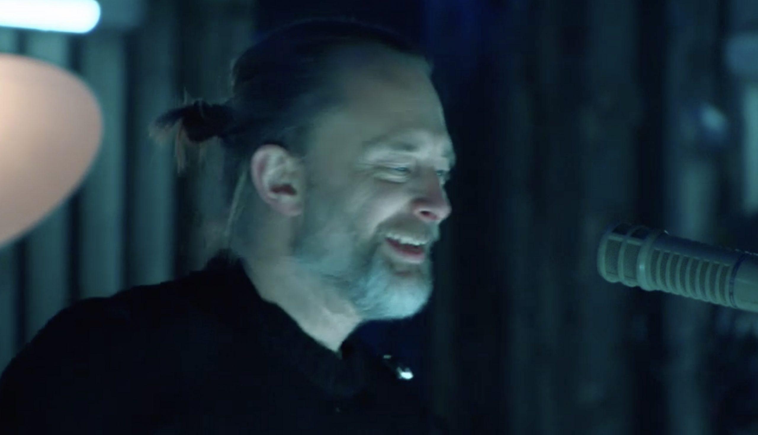 Vea el proyecto lateral de Radiohead, The Smile, interprete la nueva canción 'We Don't Know What Tomorrow Brings'