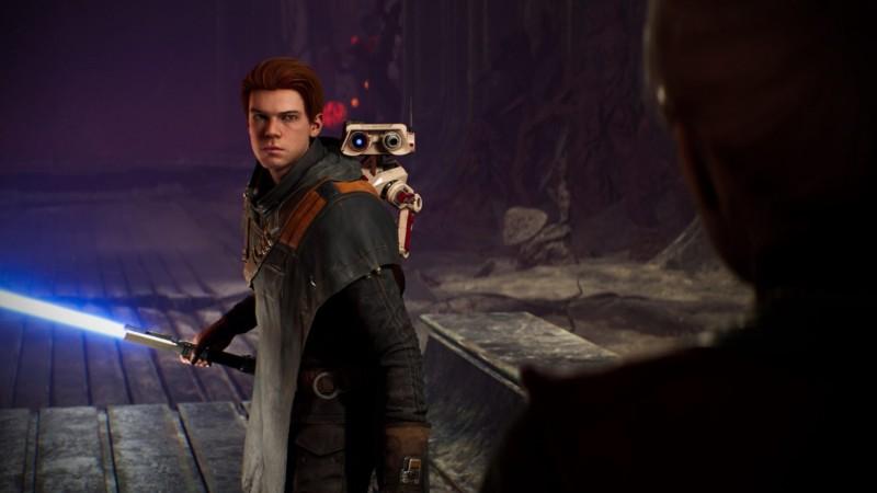 ¡La actualización de Star Wars Jedi: Fallen Order para PlayStation 5 y Xbox Series X ya está disponible!