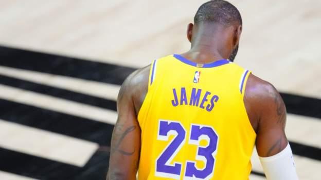 ¿Es el final de una era para James?