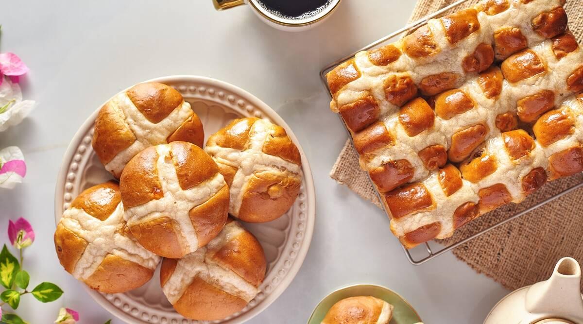 ¿Le gustaría probar esta receta de Hot Cross Buns hoy?
