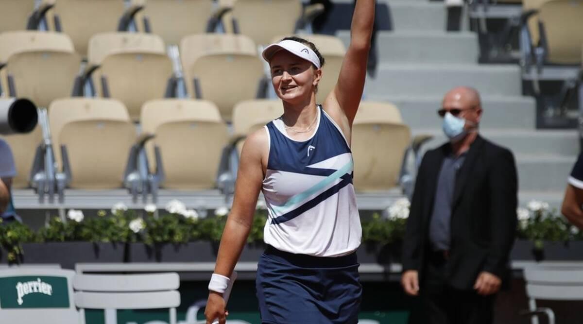 Abierto de Francia: Krejcikova aplasta a Stephens para reservar un lugar en los cuartos de final